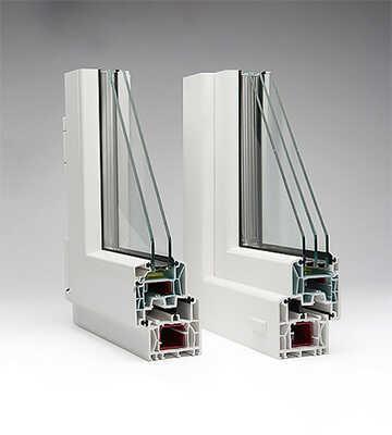 مقایسه پنجره های دوجداره و سه جداره